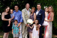 THE BRETON FAMILY 48TH ANNIVERSARY VOW CEREMONY